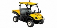 2009 Cub Cadet Volunteer™ 4x4 EFI Yellow Cab