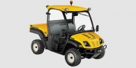 2009 Cub Cadet Volunteer™ 4x4 Yellow Cab
