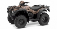 2009 Honda FourTrax Foreman® 4x4 With Power Steering