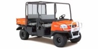 2014 Kubota RTV1140CPX Orange