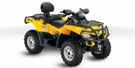 2010 Can-Am Outlander™ MAX 500 EFI XT