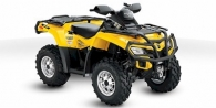 2011 Can-Am Outlander™ 500 EFI XT