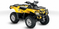 2011 Can-Am Outlander™ 800R EFI XT