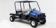 2010 New Holland Rustler 125 Four Passenger
