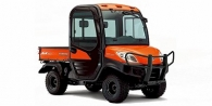 2014 Kubota RTV1100 Orange