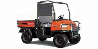 2013 Kubota RTV900XT Worksite Orange