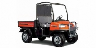 2013 Kubota RTV900XT Worksite Orange S