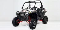 2011 Polaris Ranger® RZR® XP 900 White Lightning LE