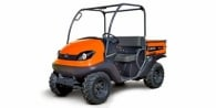 2014 Kubota RTV400Ci Orange
