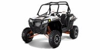 2012 Polaris Ranger® RZR® XP™ 900 White Lightning LE