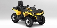 2014 Can-Am Outlander™ MAX 800R DPS