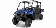 2013 Polaris Ranger® Crew® 800 EPS Blue Fire LE