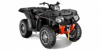 2013 Polaris Sportsman® XP® 850 HO EPS Stealth Black LE