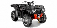 2013 Polaris Sportsman® 550 EPS Stealth Black LE