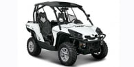 2014 Can-Am Commander E LSV SE