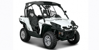2015 Can-Am Commander E LSV SE