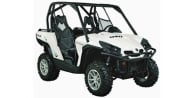 2014 Can-Am Commander E OffRoad Package