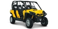 2015 Can-Am Commander MAX 1000 XT