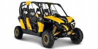 2015 Can-Am Maverick Max 1000R X rs DPS