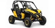 2014 Can-Am Maverick 1000 X rs DPS