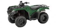 2014 Honda FourTrax Rancher™ 4X4 Automatic DCT with Power Steering