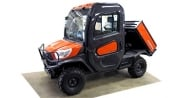 2014 Kubota RTV-X1100C Orange