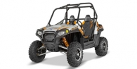 2014 Polaris RZR® S 800 EPS FOX Liquid Silver LE