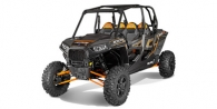 2014 Polaris RZR® XP 4 1000 EPS Titanium Matte Metallic