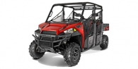 2014 Polaris Ranger® Crew® 900 EPS Sunset Red LE