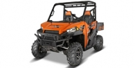 2014 Polaris Ranger® XP® 900 Deluxe Nuclear Sunset LE