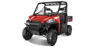 2014 Polaris Ranger® XP® 900 EPS Sunset Red LE