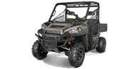 2014 Polaris Ranger® XP® 900 EPS Titanium Matte Metallic LE