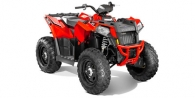 2014 Polaris Scrambler® XP 850 HO Indy Red