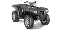 2014 Polaris Sportsman® XP® 850 HO EPS Magnetic Metallic