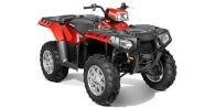 2014 Polaris Sportsman® XP® 850 HO EPS Sunset Red