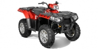 2014 Polaris Sportsman® 550 EPS Indy Red