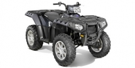 2014 Polaris Sportsman® 550 EPS Magnetic Metallic