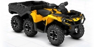 2015 Can-Am Outlander™ 6x6 1000 XT