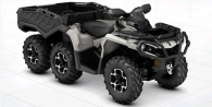 2015 Can-Am Outlander™ 6x6 650 XT