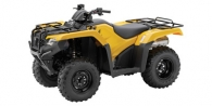 2015 Honda FourTrax Rancher™ 4X4 Automatic DCT with Power Steering