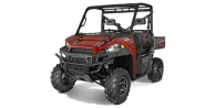 2015 Polaris Ranger® XP® 900 EPS Sunset Red LE