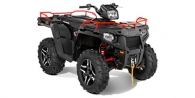 2015 Polaris Sportsman® 570 SP Black Pearl LE