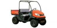 2020 Kubota RTV500 Orange