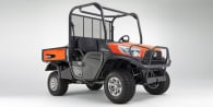 2020 Kubota RTV-X1120D Orange