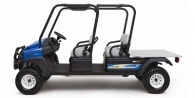 2016 New Holland Rustler 125 Four Passenger