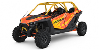2020 Polaris RZR Pro XP® 4 Orange Madness LE