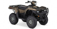 2020 Suzuki KingQuad 750 AXi Power Steering SE+ with Rugged Package