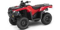 2021 Honda FourTrax Rancher® 4X4 Automatic DCT IRS